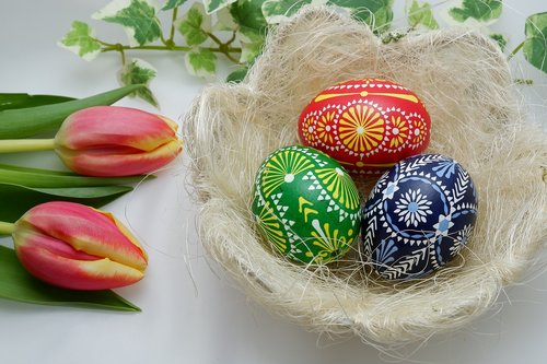 sorbian easter eggs  easter egg sorbian  colorful sorbian easter eggs