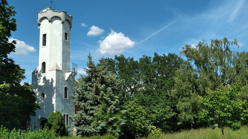 sörnewitz  observation tower  boselfelsen