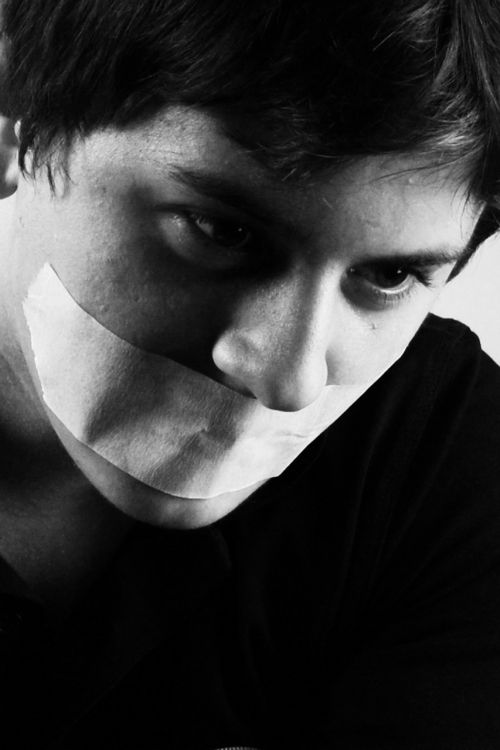 sorrow silence emotions