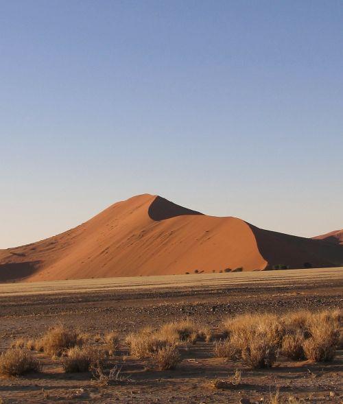 sossusvlei dune 45 namibia