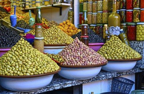 souk  market  marrakech