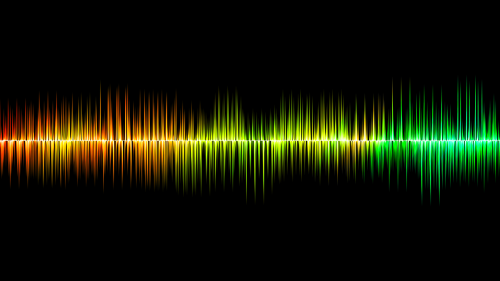 sound wave voice
