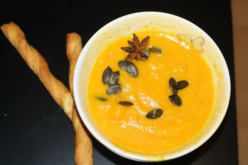 soup pumpkin pumpkin soup