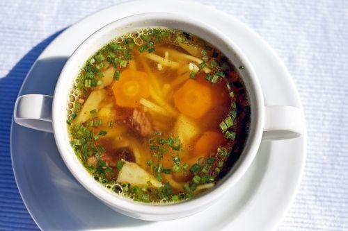 soup beef soup noodle soup