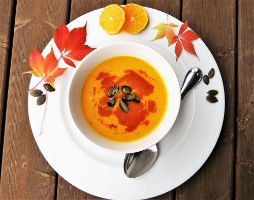 pumpkin soup soup pumpkin