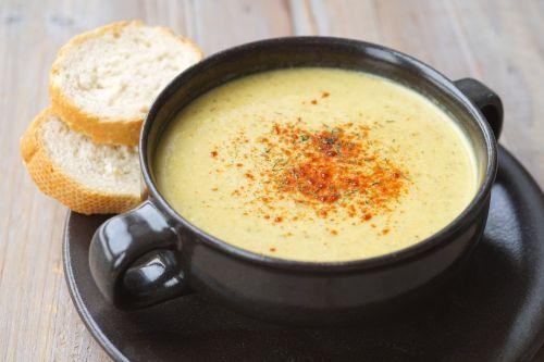 soup come vegan