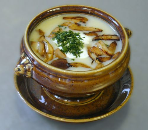 soup starter potato soup