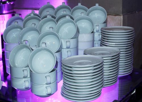 Soup Bowls And Plates