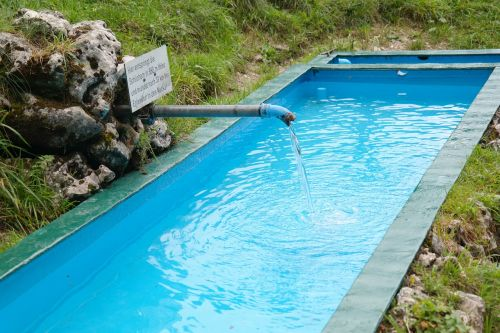 source pool basin