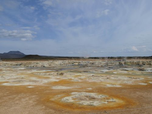 sources of hot thermal springs geothermal