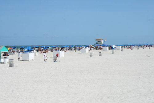 south beach beautiful beach