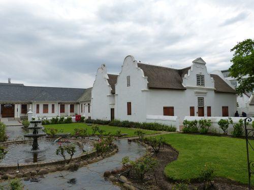 south africa stellenbosch building