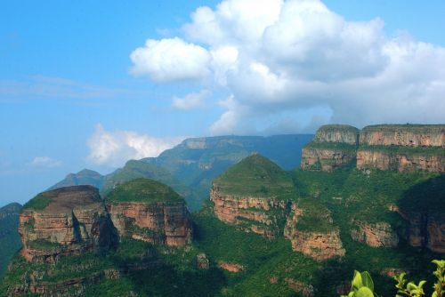 south africa mountain drakensberg