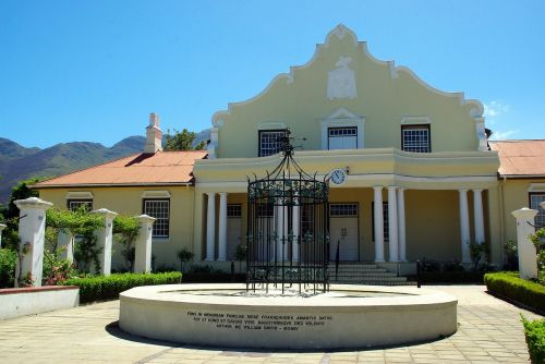 south africa franshoeck museum