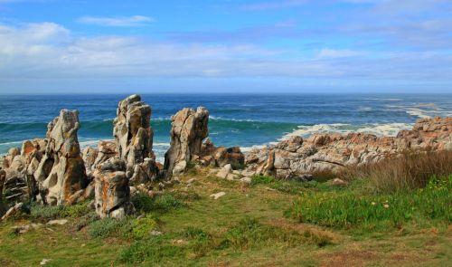 south africa coast sea