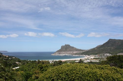 south africa hout bay coast