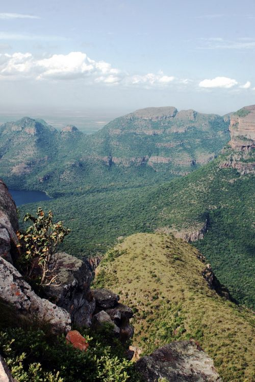 south africa drakensberg landscape