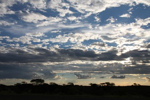 south africa africa sky