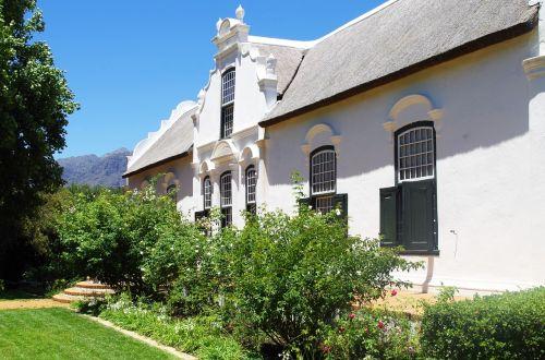 south africa western cape cape dutch