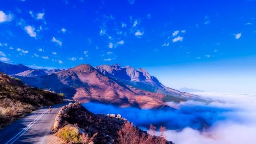 south africa panorama sky