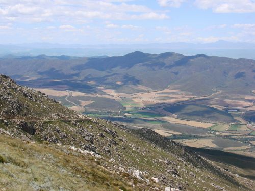 south africa western cape swartberg pass