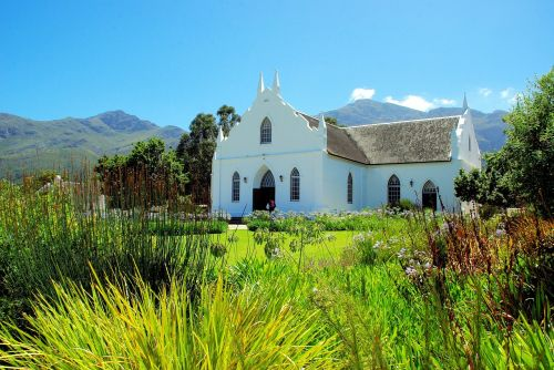 south africa the cap franshoeck