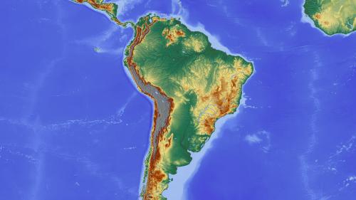 south america amazon brazil