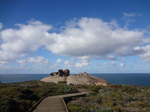 south australia kangaroo island remarkable rocks
