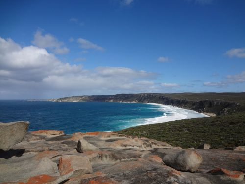 south australia kangaroo island sea