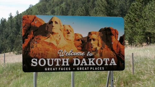 south dakota usa united states