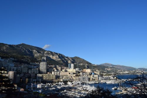south of france monte carlo city