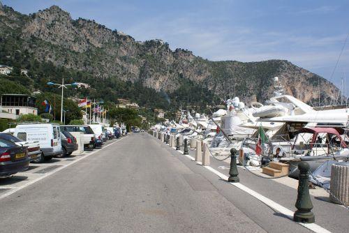 south of france marina monaco