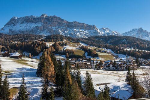 south tyrol dolomites badia