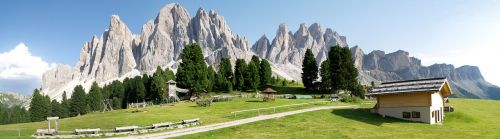 south tyrol dolomites geissler-alm