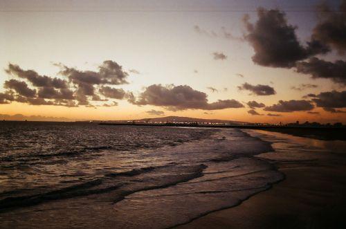 Southern California Seascape