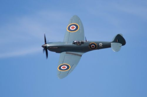 southport airshow spitfire airshow