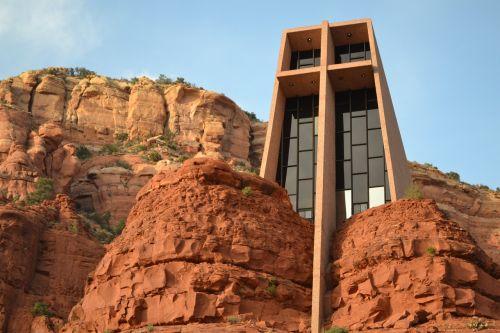 southwest church desert