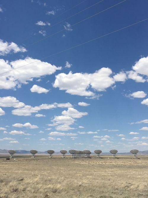 southwest sky panorama