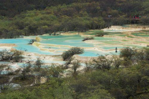 southwest china national park huanglong