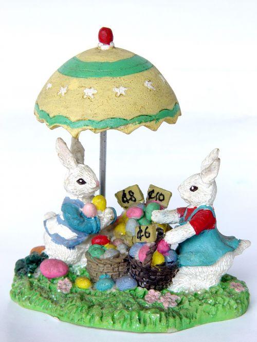 souvenir rabbit umbrella