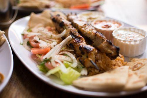 souvlaki authentic greek greek food