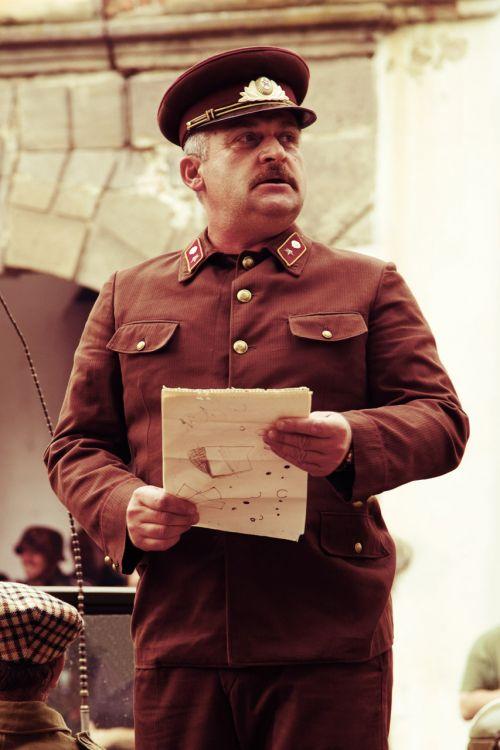 Soviet Major