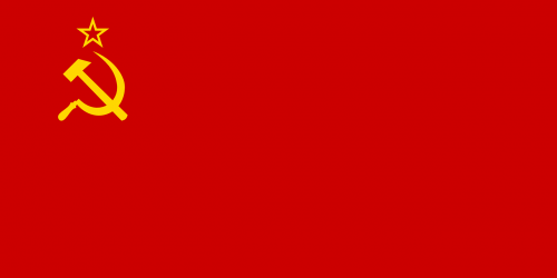 soviet union flag lenin
