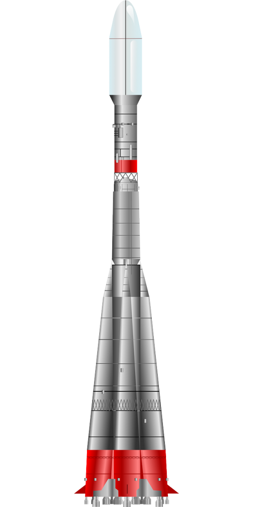 soyuz rocket space ship