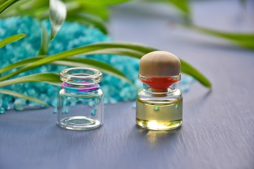 spa  essential oil  natural product