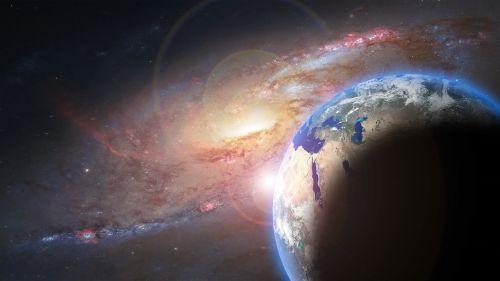 planets sun earth