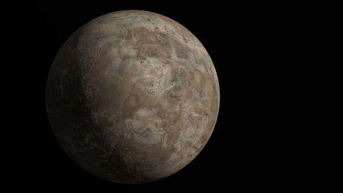 space nasa planet