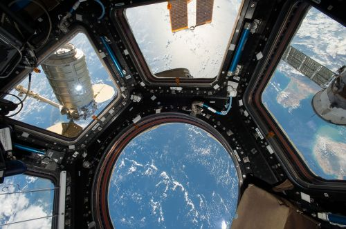 space view cupola
