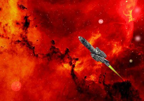 space interstellar galaxy