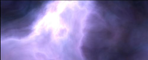 space clouds cloudscape
